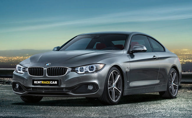 2013 BMW 435i Coupe (F32); top car design rating and specifications